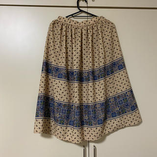 エヘカソポ(ehka sopo)のエヘカソポのスカート(ひざ丈スカート)