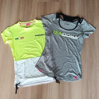 ディアドラ(DIADORA)のディアドラ DIADORA Tシャツ 2枚組(ウェア)