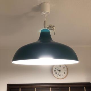 イデー(IDEE)のIDEEクルランプブルー(天井照明)