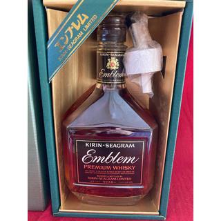 キリン - エンブレム 古酒 キリンシーグラム 終売品