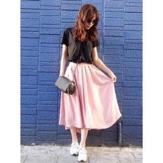 シェリーモナ(Cherie Mona)のギャザーフレアロングスカート(ロングスカート)