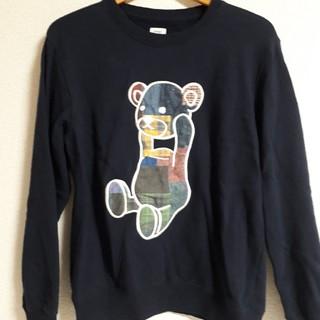 グラニフ(Design Tshirts Store graniph)のグラニフ コントロールベアースウェットトレーナー(トレーナー/スウェット)