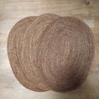 ムジルシリョウヒン(MUJI (無印良品))の無印良品 ランチョンマット 新品 ケタック(テーブル用品)