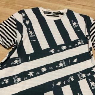 フラボア(FRAPBOIS)のFRAPBOIS×モンスターズインクのTシャツ(Tシャツ(半袖/袖なし))