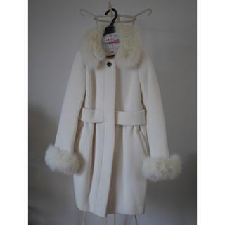 ダブルスタンダードクロージング(DOUBLE STANDARD CLOTHING)の値下げ  DOUBLE STANDARD CLOTHING コート(毛皮/ファーコート)