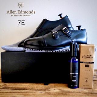 アレンエドモンズ(Allen Edmonds)のアレンエドモンズ 7E 25cm ダブルモンクストラップ St. John's(ドレス/ビジネス)