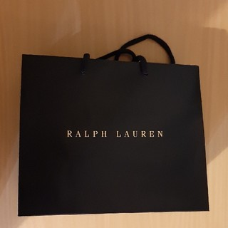 ラルフローレン(Ralph Lauren)の【ラルフローレン】ショップ袋 紙袋 (ショップ袋)