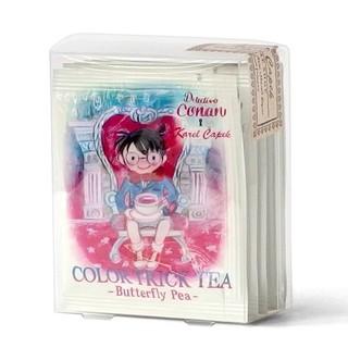 カレルチャペック×コナンコラボカラートリックティー5P(茶)