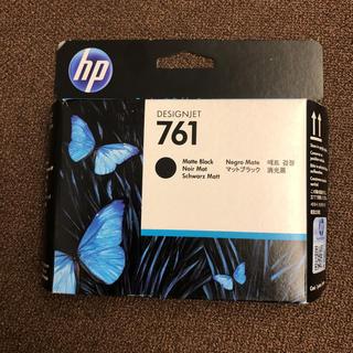 ヒューレットパッカード(HP)のhp ヒューレットパッカード 761 マットブラック CH648A(PC周辺機器)
