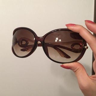 クリスチャンディオール(Christian Dior)の正規品 ChristianDior❤︎サングラス 定価5万円(サングラス/メガネ)