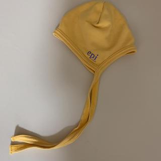 こども ビームス - ボンネット 黄色