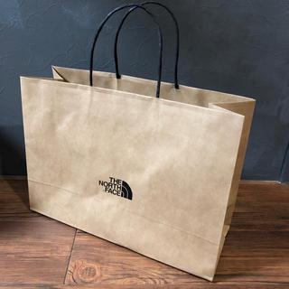 ザノースフェイス(THE NORTH FACE)のノースフェイス ショップ袋 ショッパー   バック 紙袋(ショップ袋)