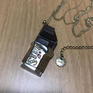 フェリシモ(FELISSIMO)の新品未使用☆ チョコレート型 ネックレス(ネックレス)
