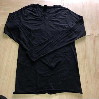 ダブルジェーケー(wjk)のwjk 長袖 ロングTシャツ(Tシャツ/カットソー(七分/長袖))