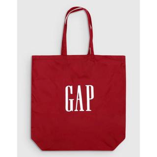 ギャップ(GAP)の『新品』GAP エコバッグ 赤1点(エコバッグ)