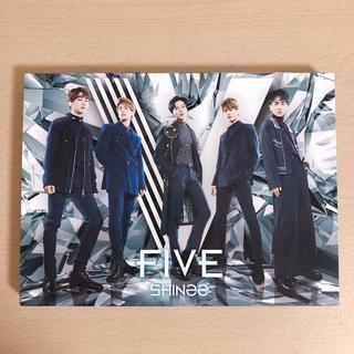 シャイニー(SHINee)のSHINee アルバム FIVE 【初回限定盤B】(K-POP/アジア)