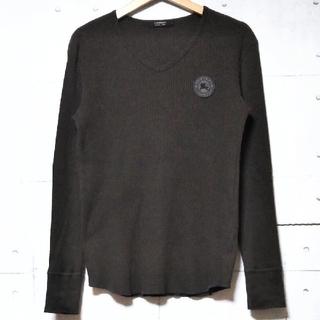 バーバリーブラックレーベル(BURBERRY BLACK LABEL)のBURBERRY BLACK LABEL 長袖Tシャツ(Tシャツ/カットソー(七分/長袖))