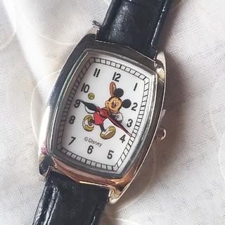 ディズニー(Disney)の値下げ/MUSE付録 新品☆ミッキー腕時計(腕時計)