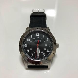 コーチ(COACH)のコーチ Coach メンズ・レディース腕時計 ブラック(腕時計(アナログ))