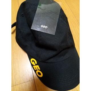 OFF-WHITE - GEO ジオ キャップ 帽子