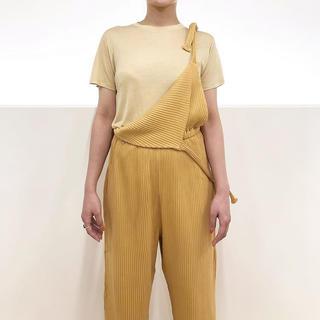 エディットフォールル(EDIT.FOR LULU)のbaserange  バンブーTシャツ tea XS(Tシャツ(半袖/袖なし))