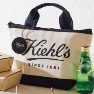 キールズ(Kiehl's)の付録 キールズ 保冷トートバッグ + ミニミラー付き(トートバッグ)