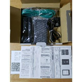 エヌイーシー(NEC)のmmrr3232様★【中古】Aterm MR05LN クレードルセット(PC周辺機器)