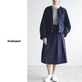 コモリ(COMOLI)のGraphpaper Mouton Coat (ムートンコート)