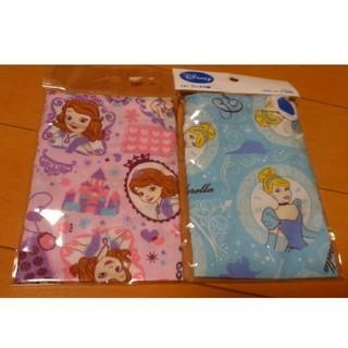 プリンセス ランチ巾着 2個セット(ランチボックス巾着)