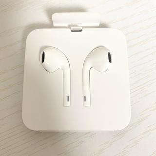 アップル(Apple)のiPhone付属イヤホン 純正品(ヘッドフォン/イヤフォン)