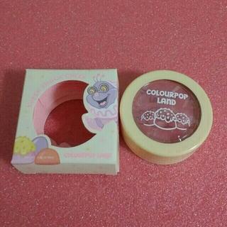 colourpop - 【未使用】カラーポップ スーパーショックチーク GUMDROPPASS 香り付き