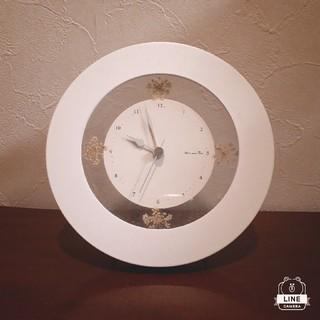 アフタヌーンティー(AfternoonTea)のアフタヌーンティー★置時計(置時計)