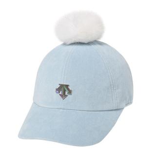 デサント(DESCENTE)のDESCENTE ゴルフ 帽子 デサント 韓国 golf cap キャップ(ウエア)