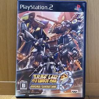 バンプレスト(BANPRESTO)のスーパーロボット大戦OG オリジナルジェネレーションズ PS2(家庭用ゲームソフト)
