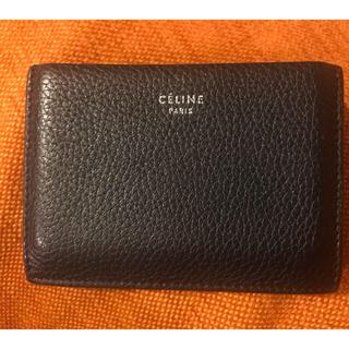 セリーヌ(celine)のセリーヌ  CELINE カードケース(名刺入れ/定期入れ)