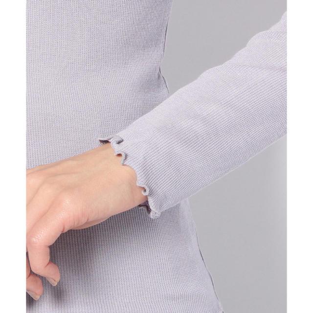 one after another NICE CLAUP(ワンアフターアナザーナイスクラップ)のポップウォームインナー メンズのトップス(Tシャツ/カットソー(七分/長袖))の商品写真