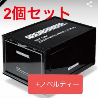 ネイバーフッド(NEIGHBORHOOD)のNEIGHBORHOODShoes box2つ+ノベルティー(ケース/ボックス)