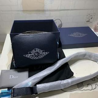 Christian Dior - AIR DIOR NIKE JORDAN sholder bag