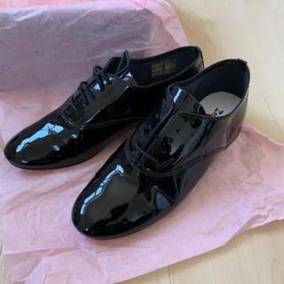 レペット(repetto)の【値引き‼︎】レペット レースアップシューズ ZIZI(ローファー/革靴)