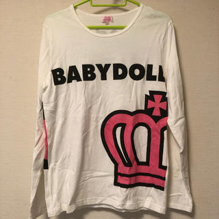 ベビードール(BABYDOLL)のBABYDOLL キティちゃんロンT (Tシャツ(長袖/七分))