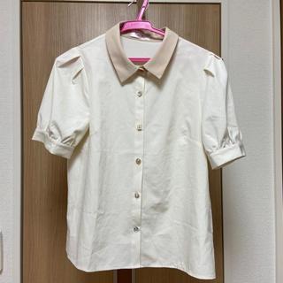 バイバイ(ByeBye)のByeBye 襟付きシャツ(Tシャツ/カットソー(半袖/袖なし))