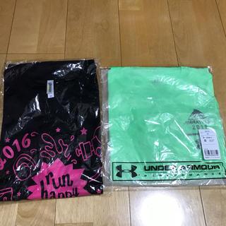 アンダーアーマー(UNDER ARMOUR)の横浜マラソン Tシャツ(ウェア)