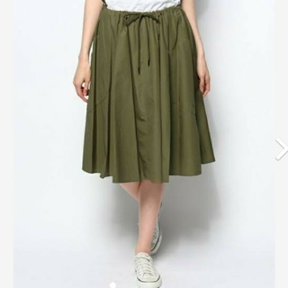 ルグラジック(LE GLAZIK)のルグラジック フレアスカート(ひざ丈スカート)