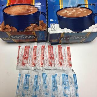 コストコ(コストコ)のスイスミス ホットココア ミルクチョコレート 10袋 コーヒー お茶 ティー(ソフトドリンク)