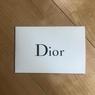 ディオール(Dior)のdior 手紙入れ(カード/レター/ラッピング)