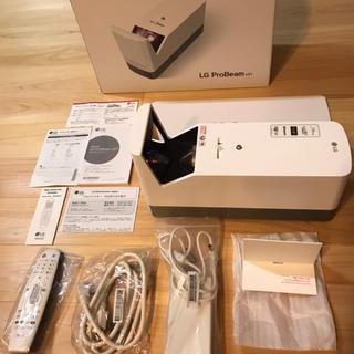 エルジーエレクトロニクス(LG Electronics)のLG HF85JG(プロジェクター)