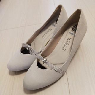 Nuovo - 靴 パンプス ABC-MART NUOVO Mサイズ ヒール 5cm