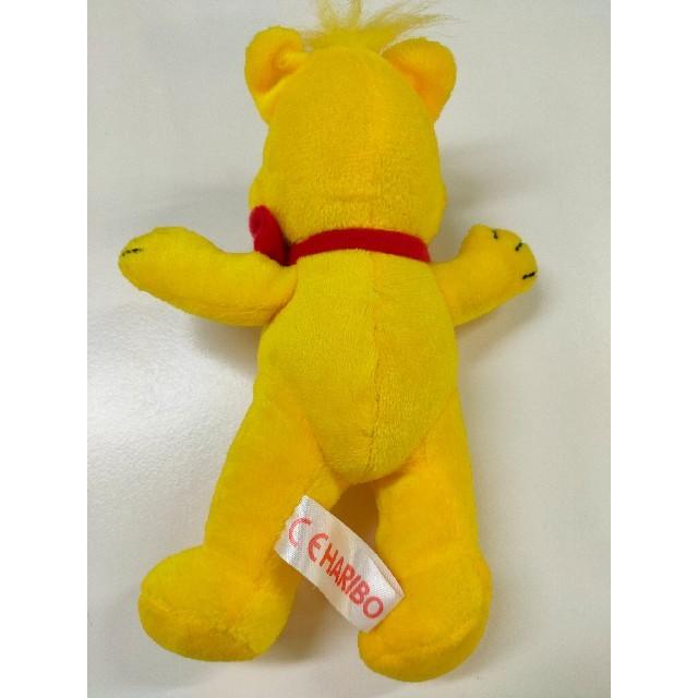 KALDI(カルディ)のハリボー ベア ぬいぐるみ エンタメ/ホビーのおもちゃ/ぬいぐるみ(ぬいぐるみ)の商品写真