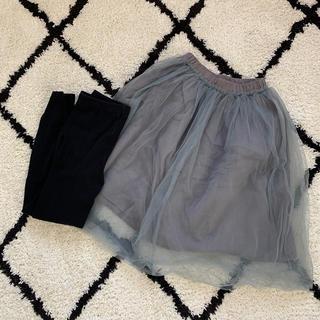 ブリーズ(BREEZE)のBREEZE スカート GUレギンス まとめ売り(スカート)