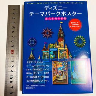 Disney - ディズニー テーマパーク ポスター アトラクション アート集 本